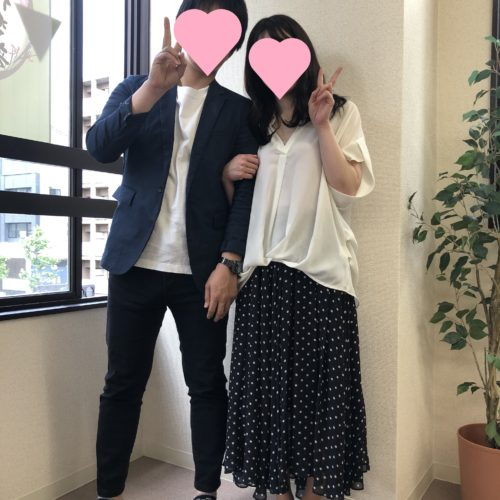 2020年4月ご成婚